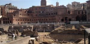 De la Roma la Assisi sau ziduri cu povești