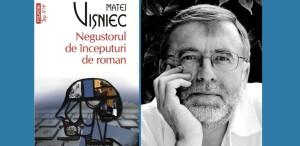 Matei Vișniec, Premiul Jean Monnet pentru Negustorul de începuturi de roman
