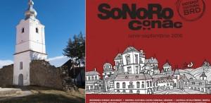 SoNoRo Conac concertează în Biserica Fortificată din Ilieni