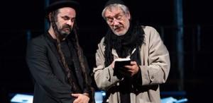 Marcel Iureș, în premieră la Teatrul Naţional Iaşi