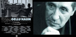 Festivalul Gellu Naum, ediția I