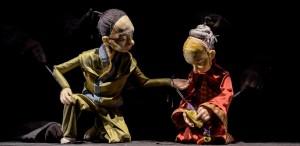 """Povești orientale spuse în germană și în română la Teatrul """"Gong"""" din Sibiu"""