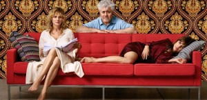 Julieta. Noul film al Almodóvar, în cinematografe din 30 septembrie