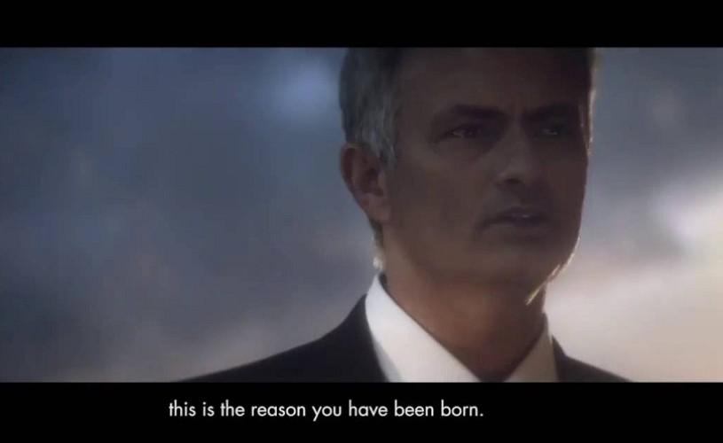 """Jose Mourinho, reprezentaţie demnă de Oscar  în """"cea mai epică reclamă pe care ai văzut-o vreodată"""""""