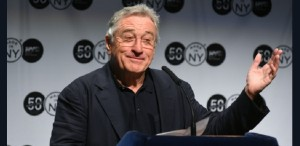 Robert De Niro va primi Premiul Chaplin