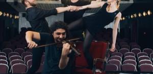 """Gigi Căciuleanu, """"un minut de dans"""" la Londra"""