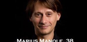 Marius Manole, 38