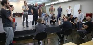 David Doiashvili aduce Regele Lear pe scena TNB