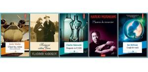 Cele mai aşteptate traduceri din literatura universală, lansate la Gaudeamus 2016