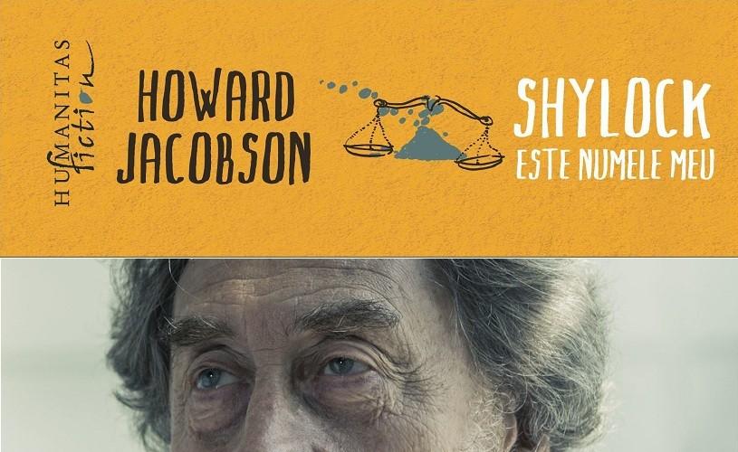 """""""Shylock este numele meu"""". Lansare la Librăria Humanitas Cişmigiu"""