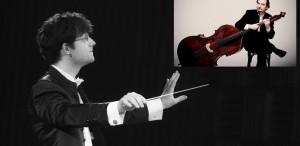 Paganini la contrabas la Sala Radio