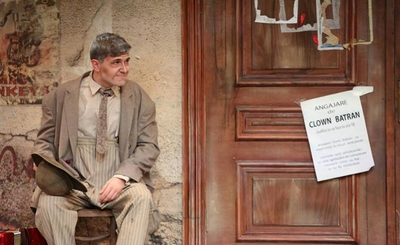 Angajare de clovn, de Matei Vişniec, noua premieră a TNB