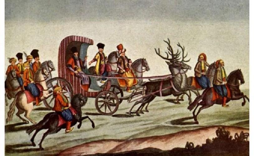 Sărbătorile de iarnă, pe vremea fanarioților