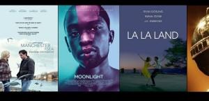 ''La La Land'' și ''Moonlight'', cele mai multe nominalizări la Globurile de Aur