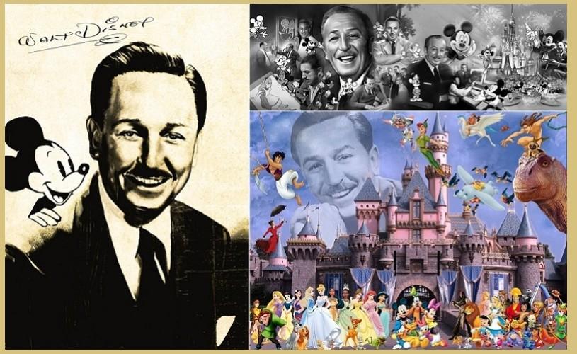Curiozități (esențiale) despre Walt Disney