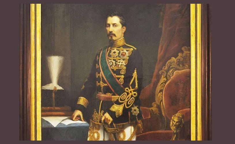 Alexandru Ioan Cuza și spectacolul Unirii de la 1859 în fața Teatrului cel Mare