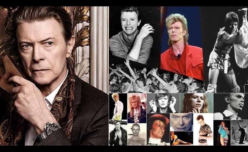 1 an de la moartea lui David Bowie