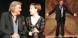 Florin Piersic își sărbătorește cea de-a 81-a aniversare pe scena Operei Naţionale din Timişoara