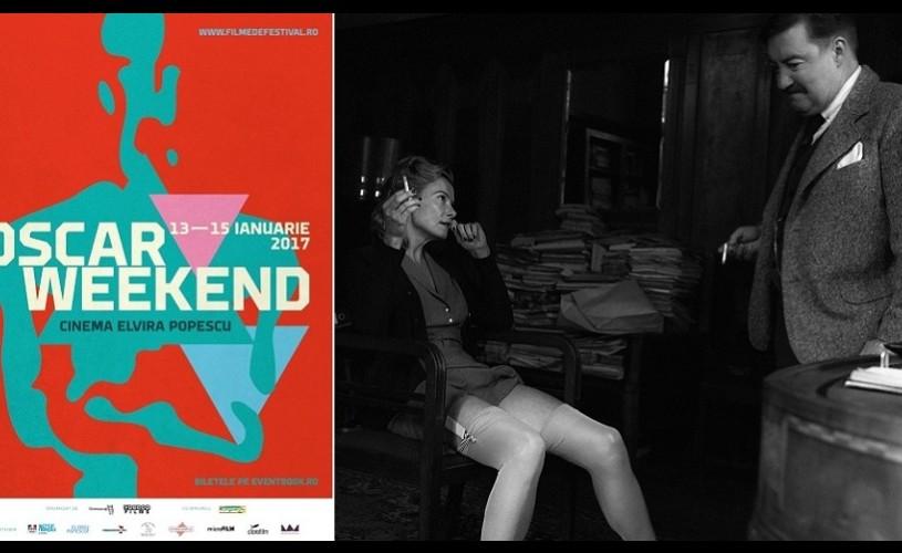 Oscar Weekend. Filmele nominalizate la Oscar, proiectate la București