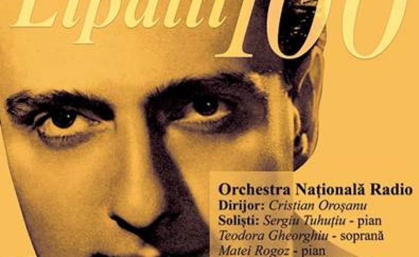 Concert aniversar Lipatti de Ziua Culturii Naționale