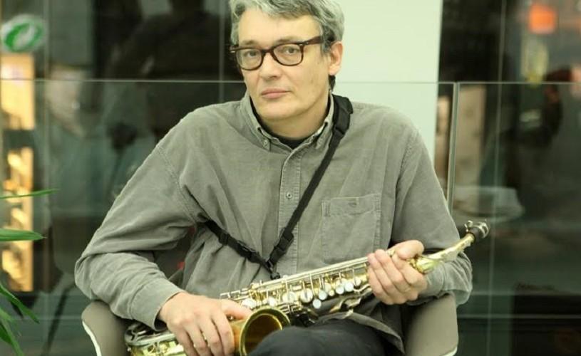 """Saxofonistul Mihai Iordache: """"Niciodată nu e prea multă libertate, şi nici prea multă muzică"""""""
