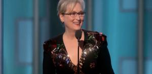Metropolis VIRAL. Meryl Streep îl critică dur pe Donald Trump, la Globurile de Aur
