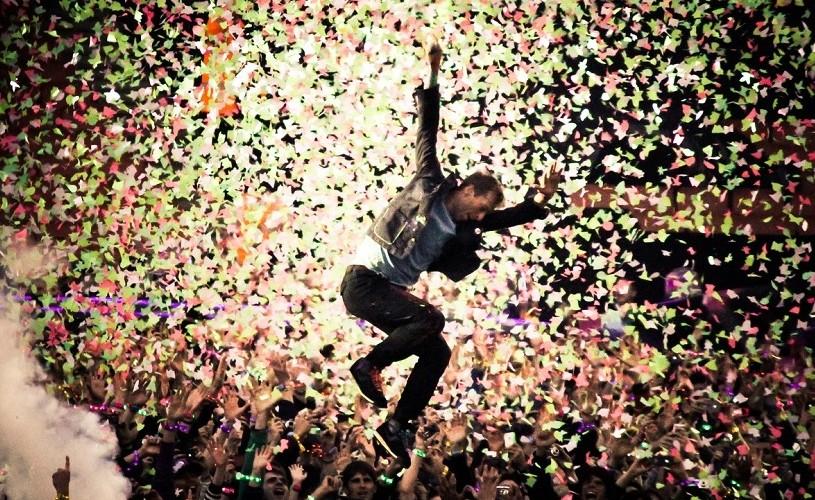 Coldplay, piesă surpriză pentru aniverarea solistului Chris Martin. VIDEO