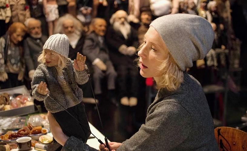 Cate Blanchett interpretează 13 roluri în filmul-eveniment Manifesto. BIEFF 2017