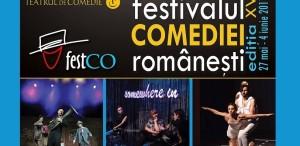 FestCO 2017. Teatrul de Comedie anunță secțiunea CONCURS