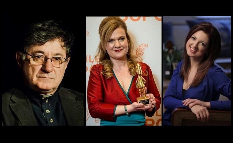 Ion Caramitru, Ada Solomon și Alexandra Dariescu – premii speciale la Gala Radio România Cultural
