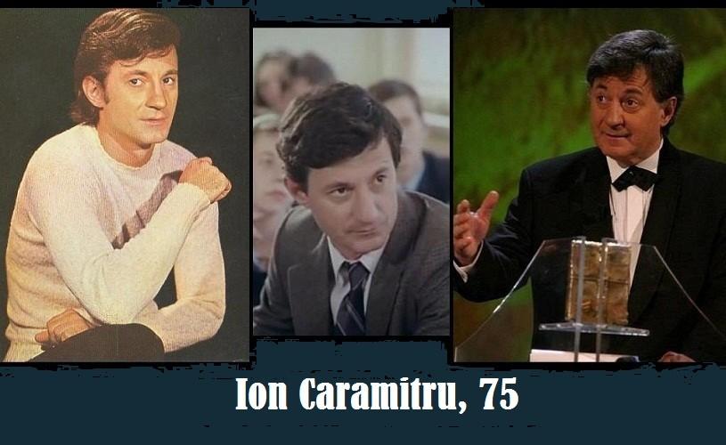 Ion Caramitru, 75