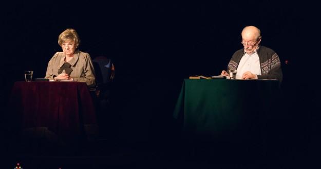 Mariana Mihuț și Victor Rebengiuc își citesc scrisori de dragoste