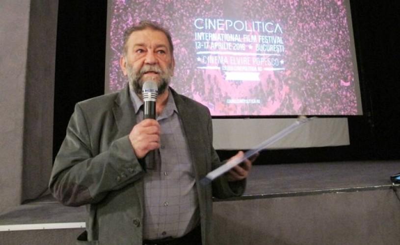 Despre filmul politic, cu regizorul Copel Moscu