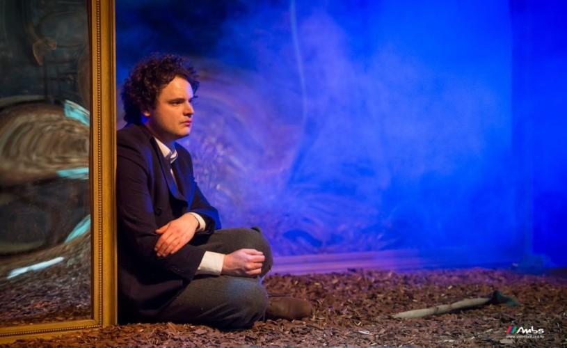 Ionuț Vișan: Categoric, mă simt în largul meu în teatru
