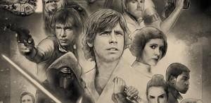 40 de ani de la premiera Star Wars!