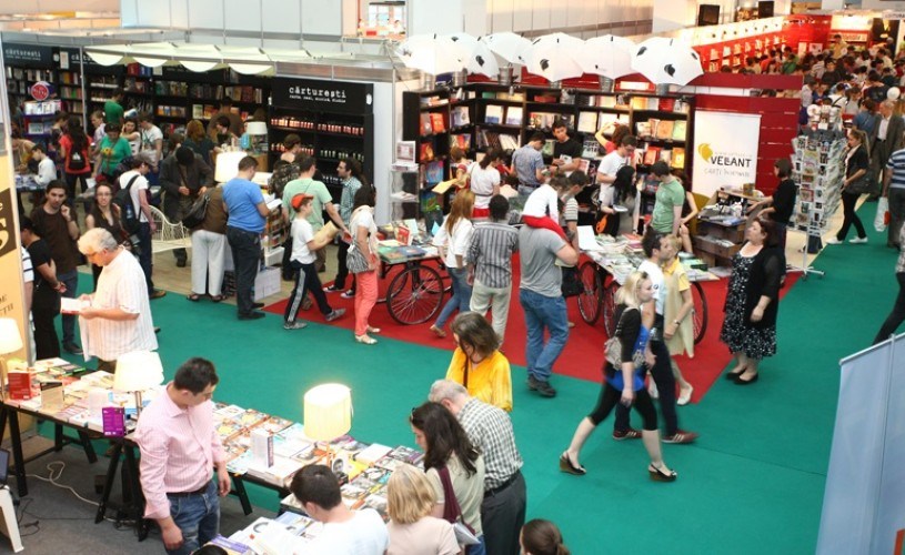 A început Bookfest 2017