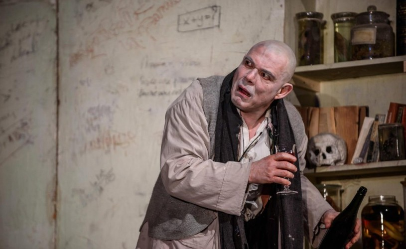 "Miklós Bács: ""Actoria nu este un hobby, este un fel de damnare…"""