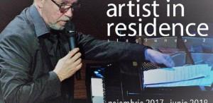 Mircea Tiberian, noul curator al concertelor de jazz de la ARCUB