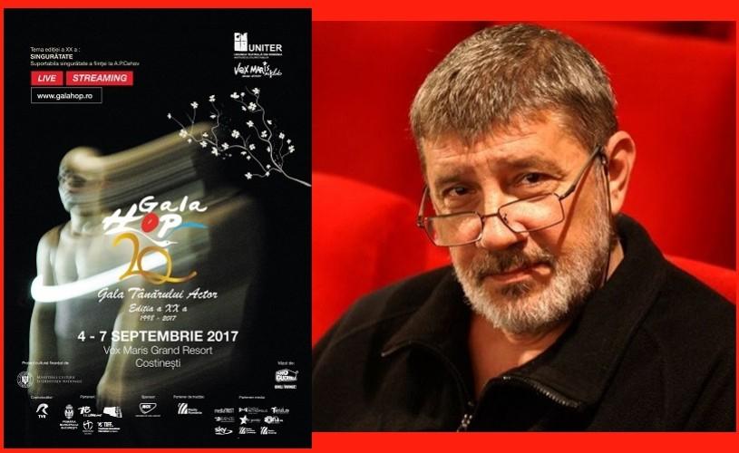 Mihai Măniuțiu și Adrian Sitaru, în juriul Galei HOP 2017