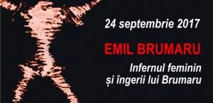 Emil Brumaru vine la Conferințele TNB