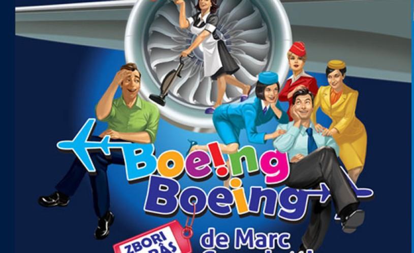 """Din 29 septembrie, comedia franţuzească """"Boeing Boeing"""" va fi montată şi în România"""