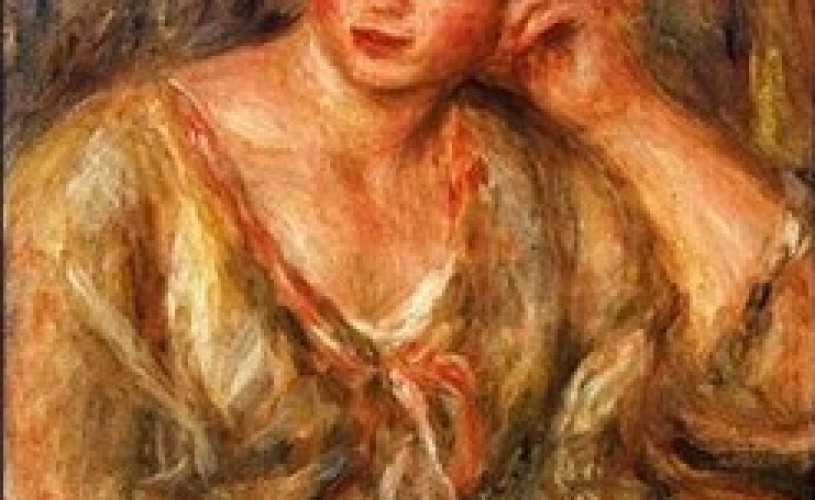 Un tablou de Renoir a fost adăugat de FBI pe lista celor mai căutate opere de artă din lume