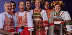 In noiembrie-decembrie 2012 se va desfasura la Bucuresti evenimentul Zilele culturii ruse