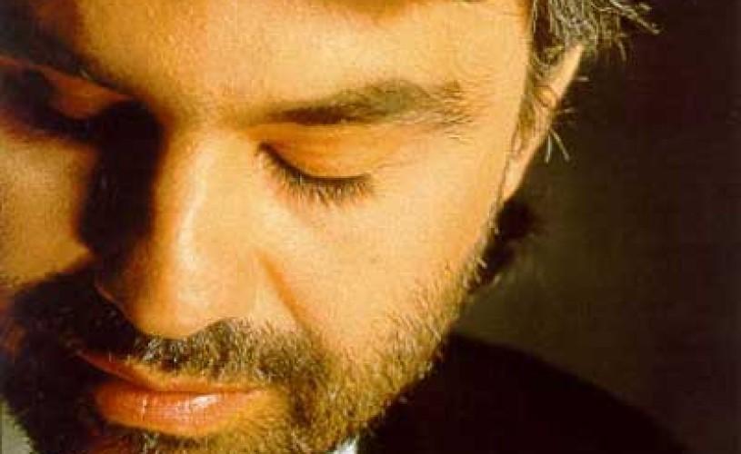 Concertul lui Andrea Bocelli se va ţine la Romexpo