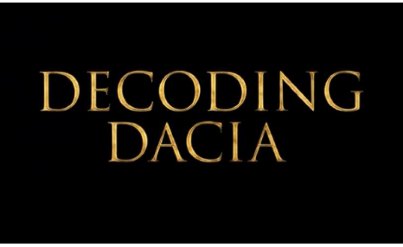 """Documentarul """"Decoding Dacia"""", ultimul film al lui Nicholas Dimăncescu, în premieră la Boston"""