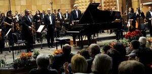 Concert extraordinar în deschiderea stagiunii filarmonicii