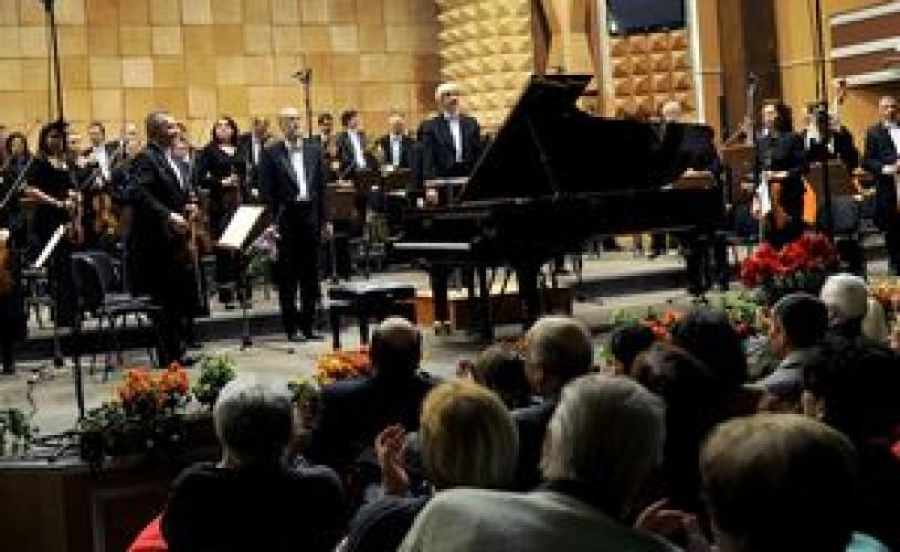 """Concert extraordinar în deschiderea stagiunii filarmonicii """"George Enescu"""""""