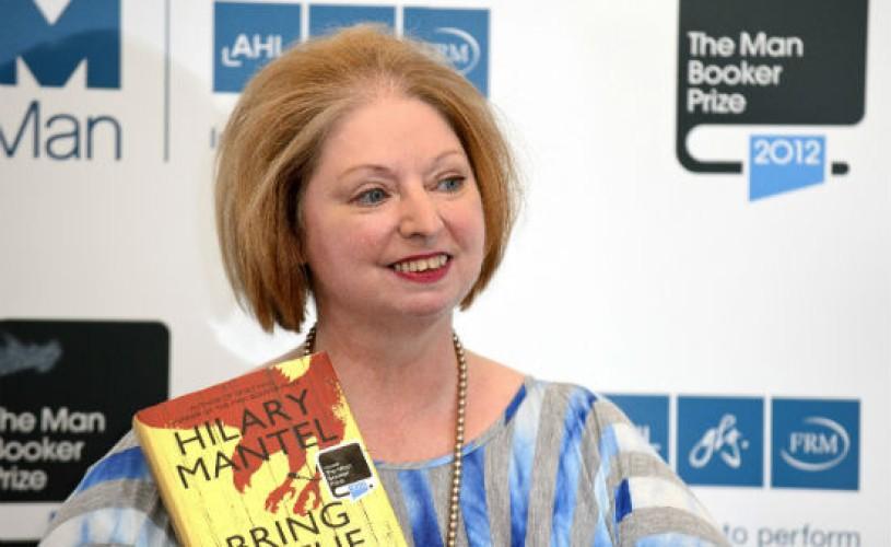 Prima femeie dar şi primul autor britanic care câştigă de două ori Man Booker Prize este Hilary Mantel