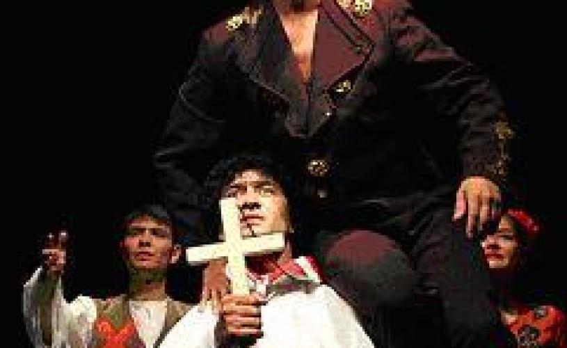 Program Teatrul Masca (1-7 octombrie 2012)