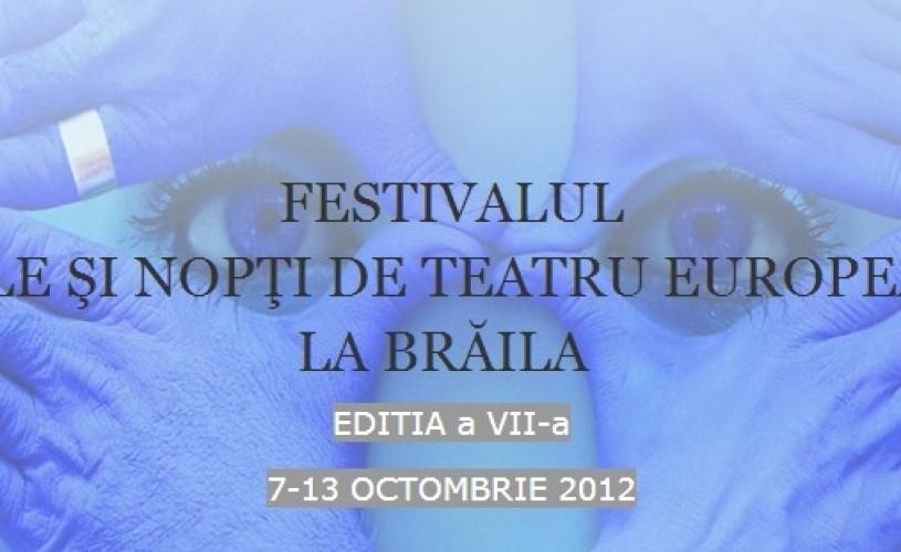 Brăila şi al ei festival European